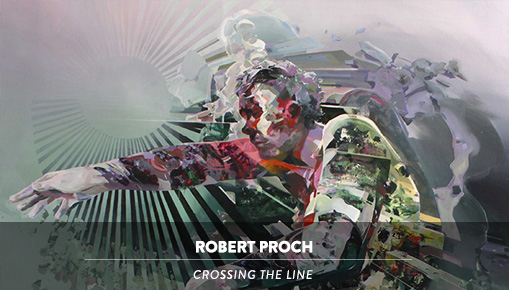 Robert Proch - Crossing the line