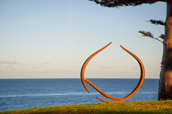 Sculpture by the sea 2016 – Cottesloe