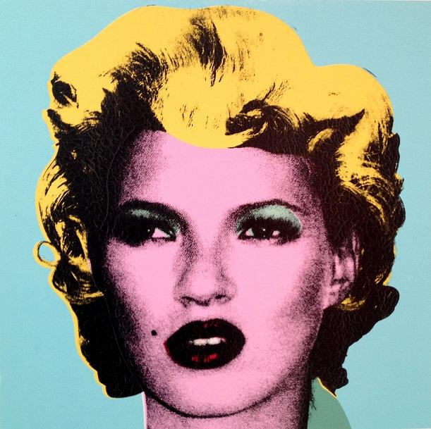 Banksy - Kate, Andipa Gallery