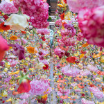 Rebecca Louise Law – Giardini sospesi