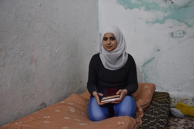 Sajeda, 16 anni, Lettere di speranza - Connessione umana