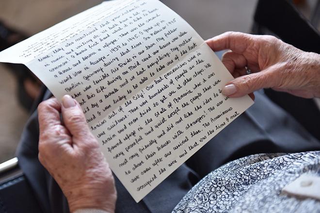 Lettere di speranza - Connessione umana