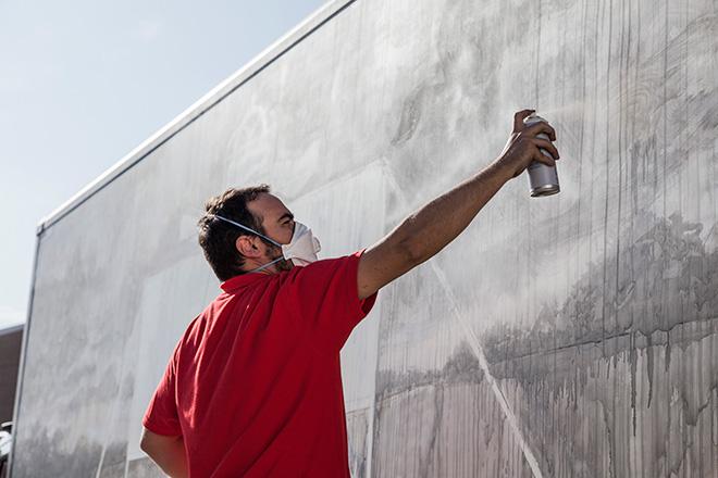 Daniel Muñoz - Truck Art Project