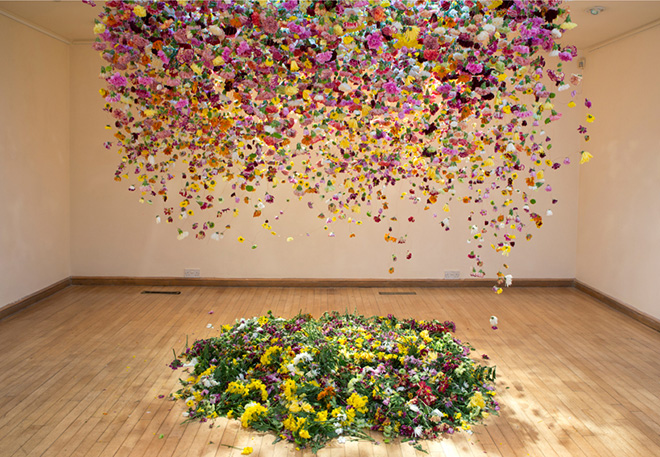 Rebecca Louise Law - Coningsby Gallery, London, 2014
