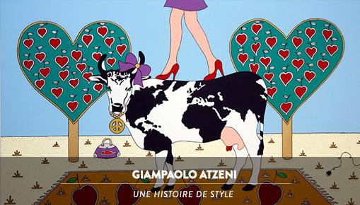 Giampaolo Atzeni - Une histoire de style