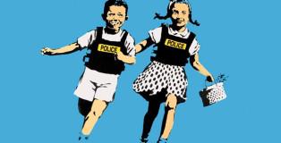 Banksy - Jack and Jill