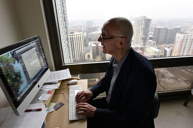 Gunter Nitsch, 78 anni, Lettere di speranza - Connessione umana
