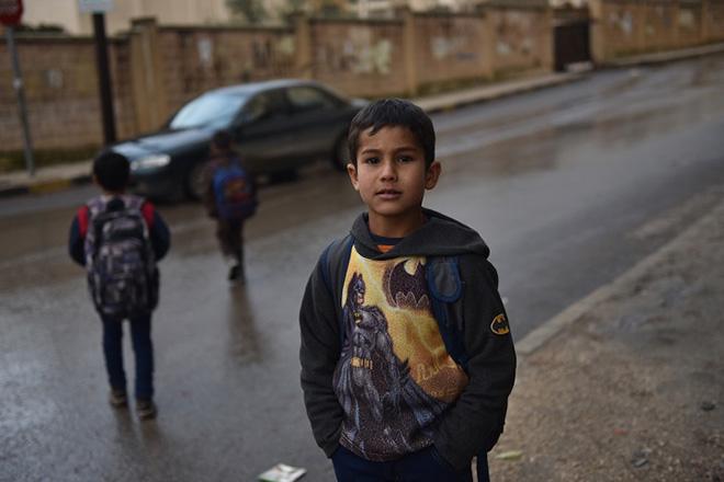 Zaher, 8 anni, Lettere di speranza - Connessione umana