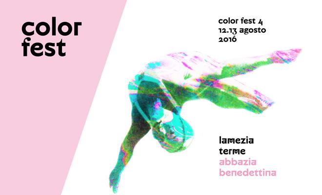 COLOR FEST 2016 – IV edizione, Lamezia Terme