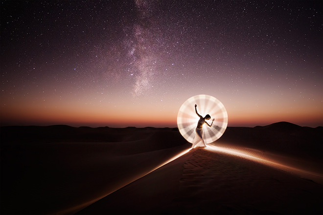 Signs of Light – Kim Henry & Eric Paré