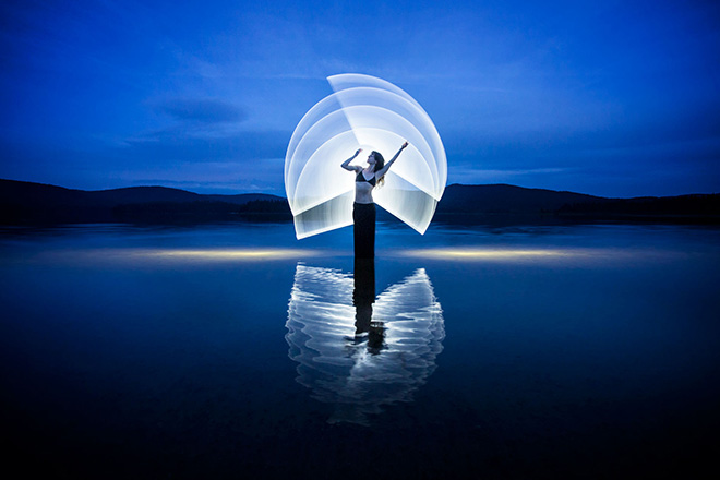 Signs of Light - Kim Henry & Eric Paré