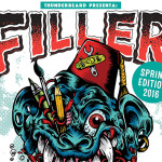 FILLER – 4° Convention di arte, illustrazione e grafica punk