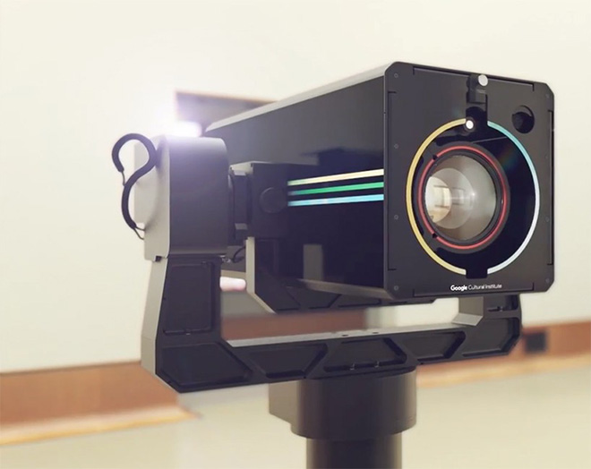 Art Camera - Google Cultural Institute
