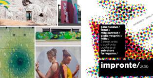 Impronte 2016 - 5 artisti a confronto con l'arte di Salvatore Ferragamo