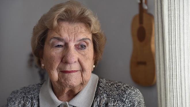 SHelga Kissell, 87 anni, Lettere di speranza - Connessione umana