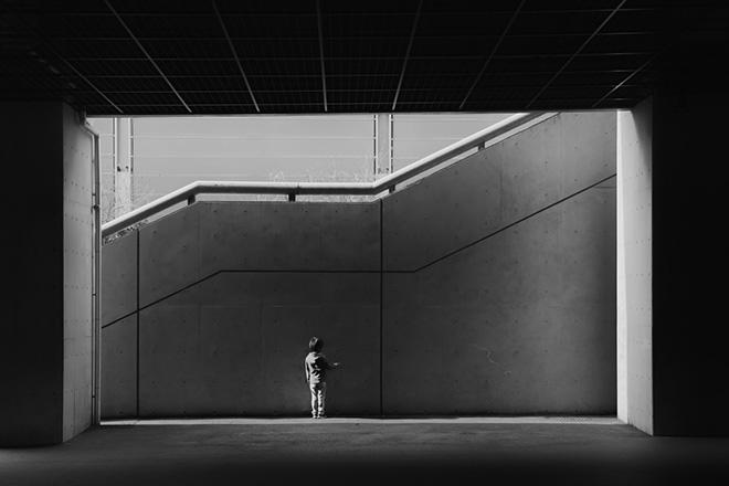 Hiroharu Matsumoto - Street photography