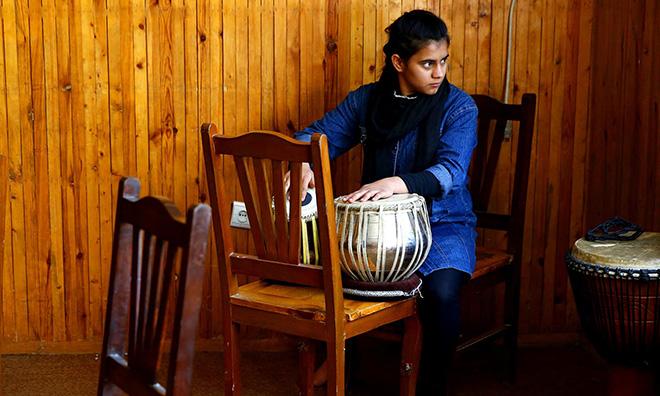 Negin Khpalwak -  Zhora Orchestra