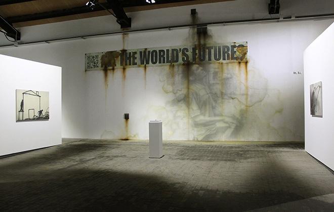 Eron - The Bridges of Graffiti, Biennale Venice, 2015