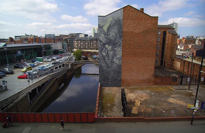 Faith47 - Manchester, 2016, photo credit: Zane Meyer