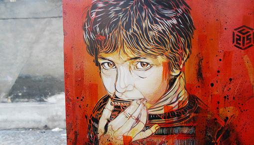 C215 - Stencil Art