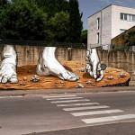 Dots Street art Fest 2016 – Dome, Qbic, Zed1