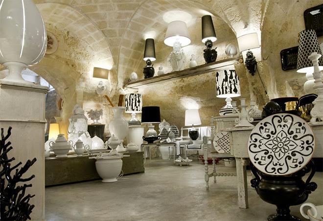 Enza Fasano Ceramiche - Showroom