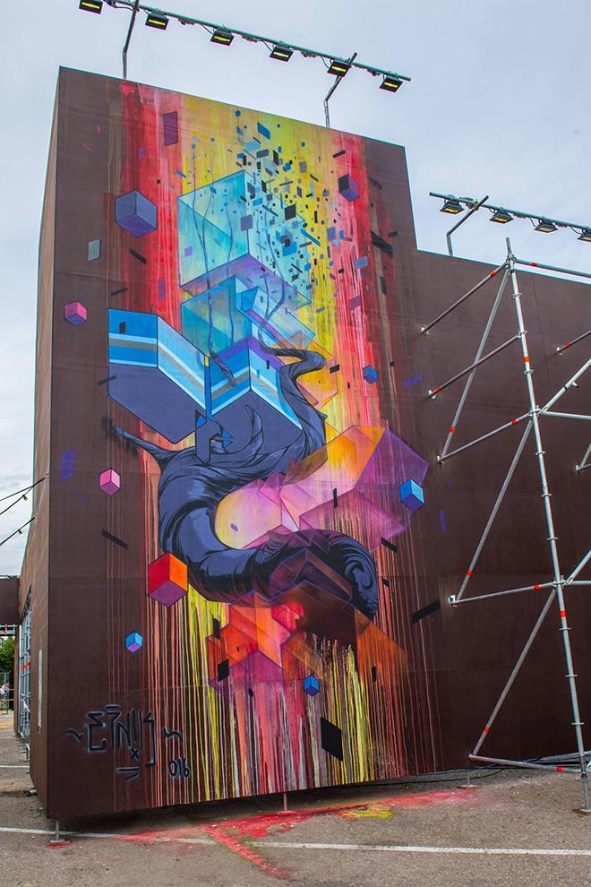 Etnik - Street Music Art, Milano. photo credit: Francesco Prandoni