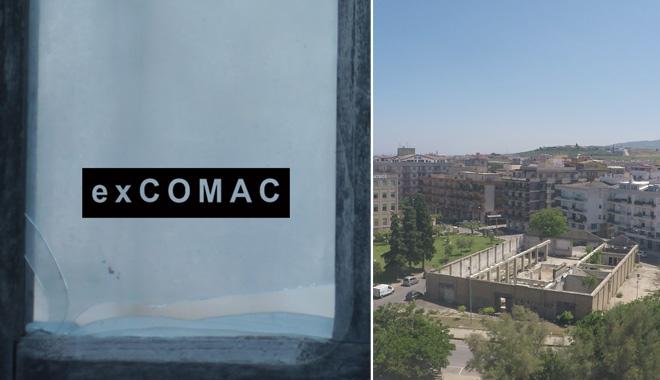 exCOMAC – L'arte trasforma