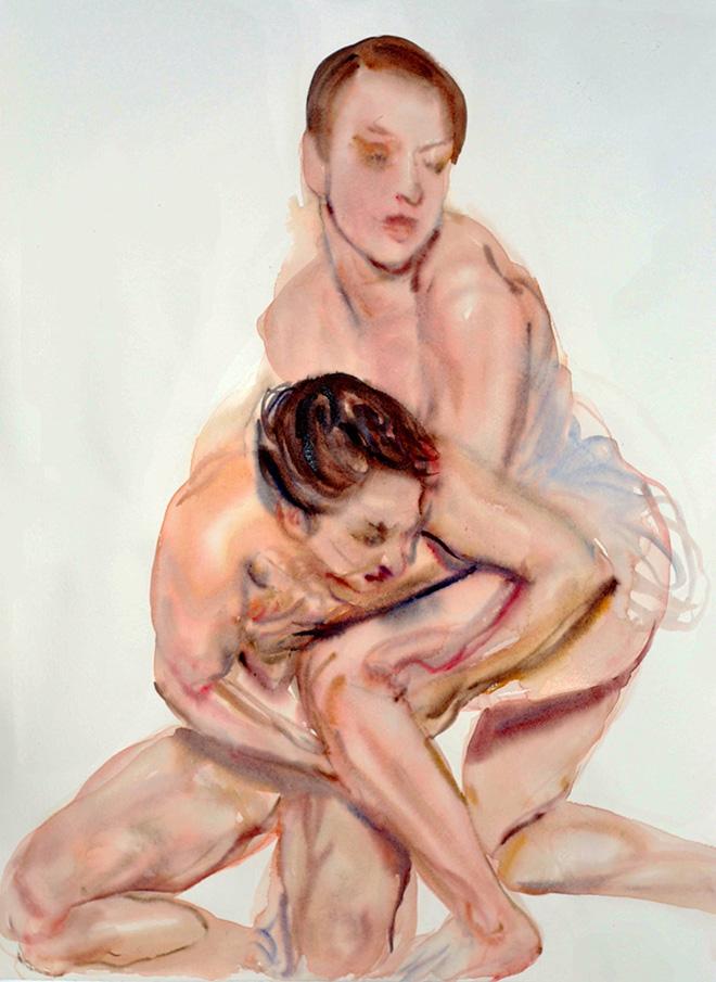 Federico Lombardo - Watercolor