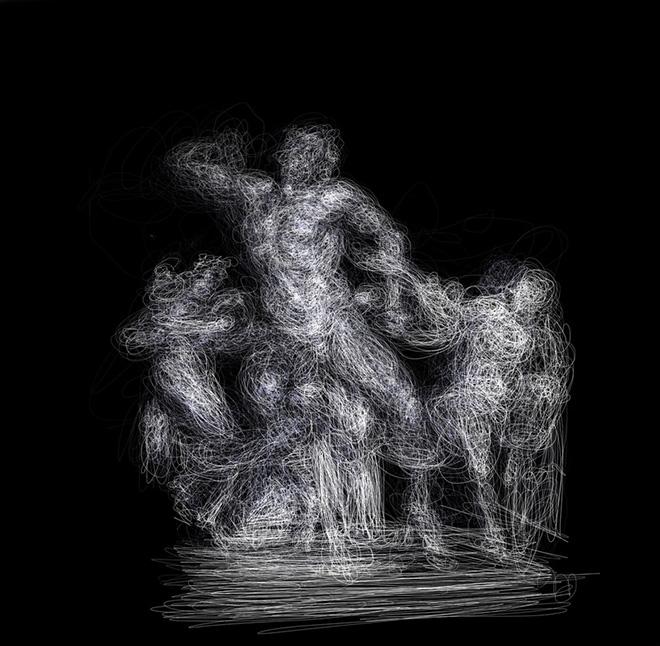 Federico Lombardo - Digital drawing