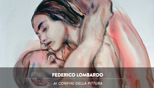 Federico Lombardo - Ai confini della pittura