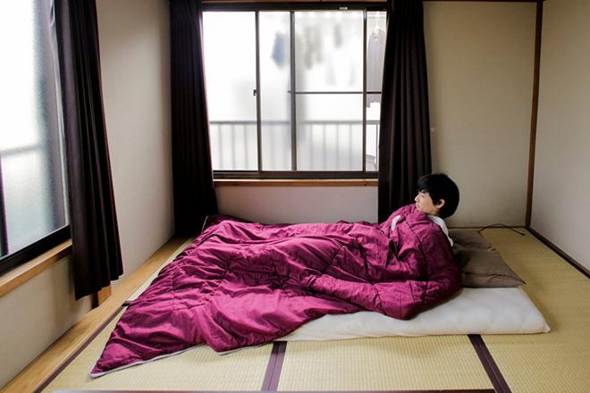 Fumio Sasaki - I Nuovi Minimalisti. photo credit: REUTERS/Thomas Peter