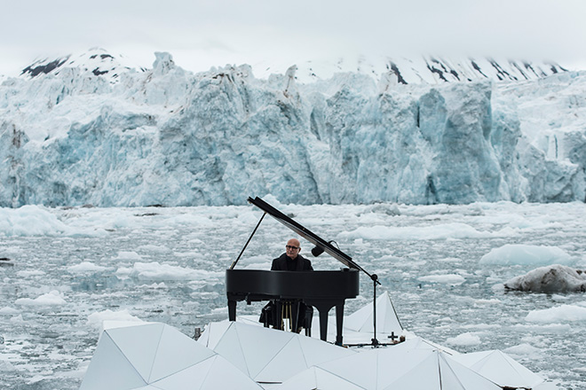 Ludovico Einaudi e Greenpeace – Musica per l'artico