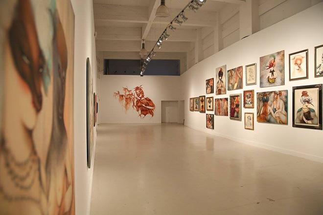 Miss Van - Exhibition CAC Malaga