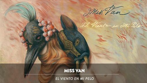 Miss Van - El Viento en Mi Pelo