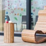 SPYNDI – La sedia componibile in legno