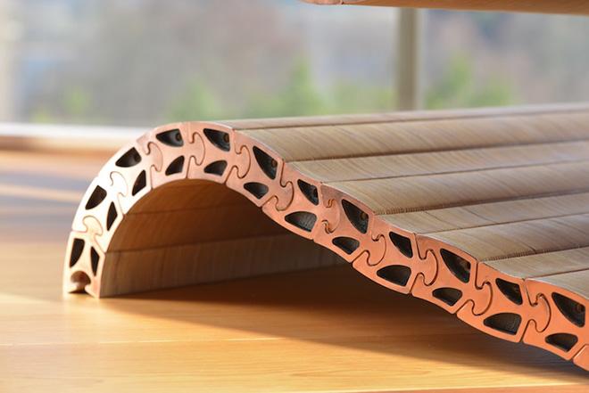 SPYNDI - La sedia componibile in legno
