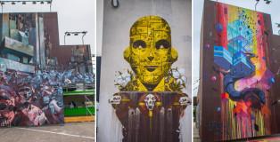 START - La street art è di scena a Milano