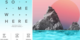 SOMEWHERE FESTIVAL - Arts Music & Nature