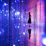 team Lab – Un labirinto di esperienze multisensoriali