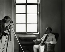Duane Michals - Self portrait, s.d