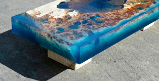 Alexandere Chapelin - New Lagoon Table