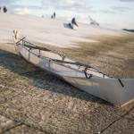 ONAK – La Canoa pieghevole come un origami
