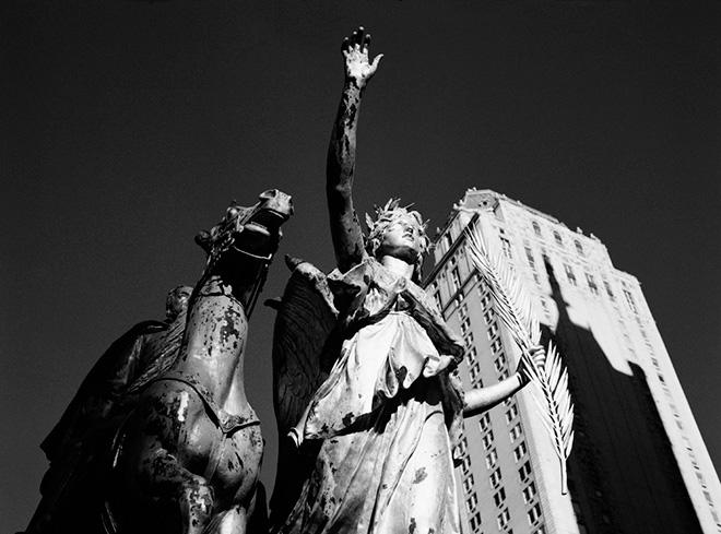 Emanuela Gardner - Victory, Central Park, New York