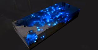 Alexandre Chapelin – Starry sea