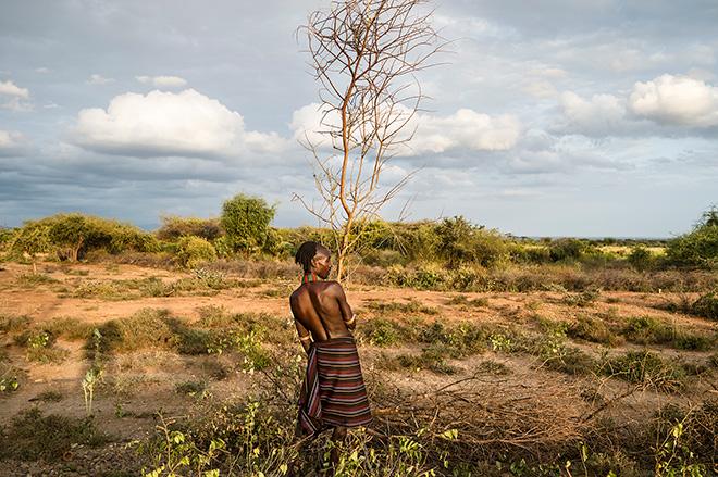 Fausto Podavini - Etiopia, from the project Omo change, 2016
