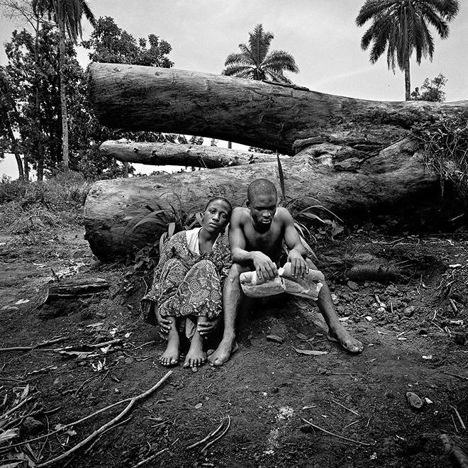 Giovanni Marrozzini - Nouvelle semence, Camerun, 2010