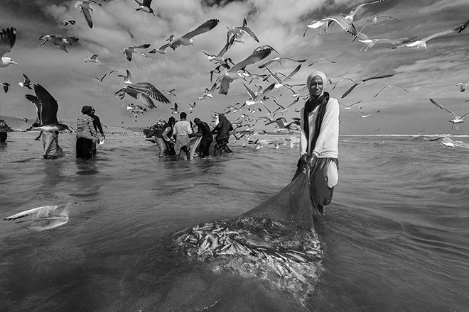 ©Ali Alghafri - Fisherman from tach, Oman