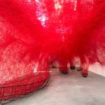 Chiharu Shiota – Uncertain Journey