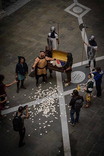 Lsoa Buridda - Corteo medievale a Genova
